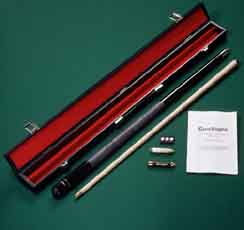 CueSight Laser Pool Cue - The Case